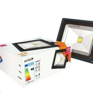LED Flood light 50W (500W) NW IP65