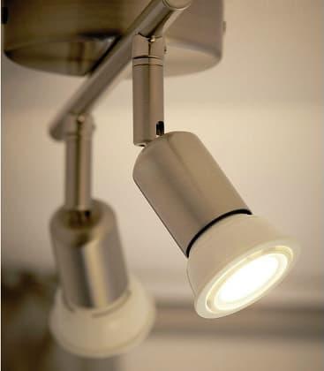 CorePro LEDspotMV 3.5-35W WW 230V GU10 36D