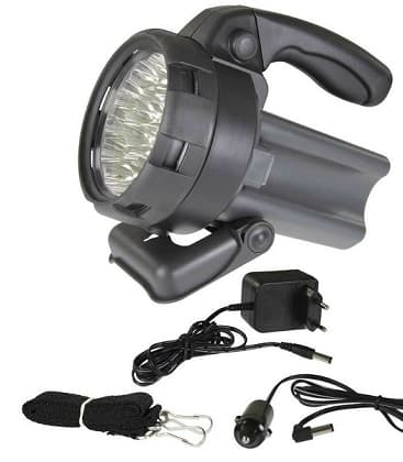 Rechargeable torch 18 LED