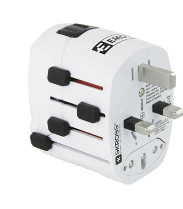 Travel adapter P0056