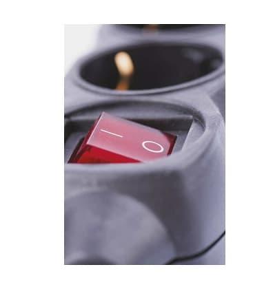 Power extension cord 1mm 3Z 1,5m schuko