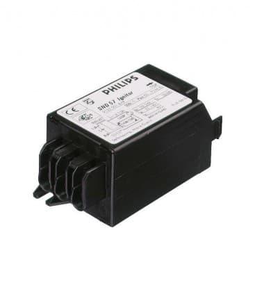 SN D 57 50-70W 220-240V 50-60Hz Arrancador