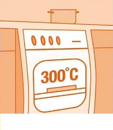 Appliance T22 CL 15W 230V E14 Ofen