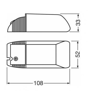 HTM 105/230-240V 35-105W miska