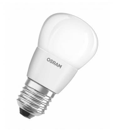 LED Superstar Classic P 40 6W-827 220-240V FR E27 Regulable