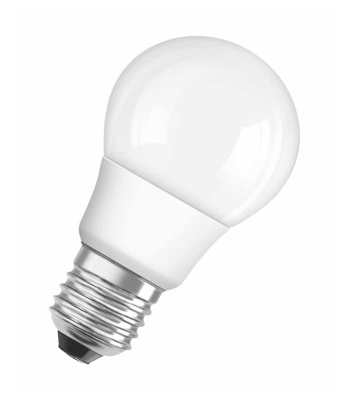Osram LED Superstar Classic A 40 6W-840 220-240V FR E27 dimm