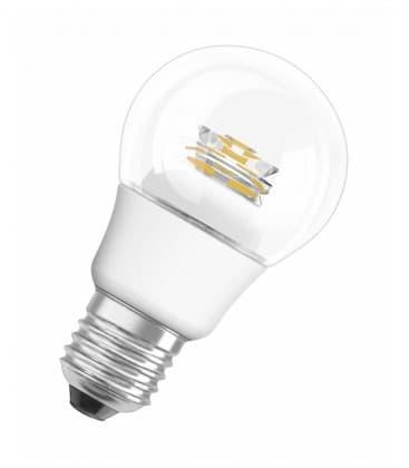 LED Superstar Classic A 40 6W-827 220-240V E27 Gradable