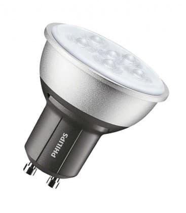 Master LEDspotMV VLE 4.3-50W 827 230V GU10 25D Moznost zatemnitve