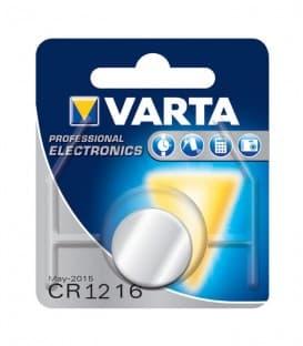 CR1216 Lithium 3V 6216