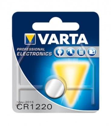 CR1220 Lithium 3V 35mAh 6220 06220101401 4008496276899