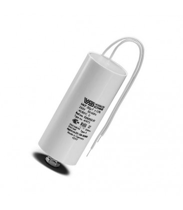 Condensador VS 25mF 50 / 60Hz 250V 40955 508484 4050732322518