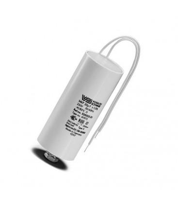Condensateur VS 25mF 50/60Hz 250V 40955 508484 4050732322518