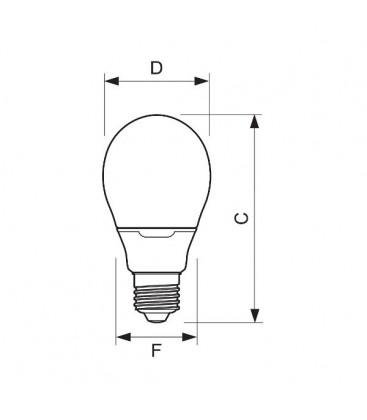 Softone 18W-865 CDL 220-240V E27
