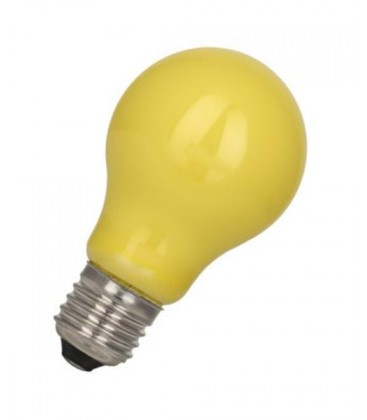 LED Insecta 5W E27 Amarillo