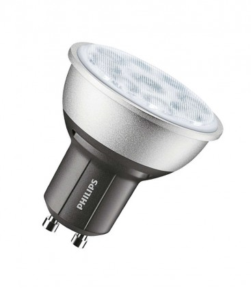 Master LEDspotMV DimTone 4.5-50W WW 230V GU10 40D Dimmerabile