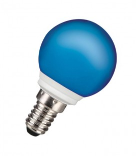 ToLEDo Outdoor Ball 220-240V 0.5W E14 IP44 Azul