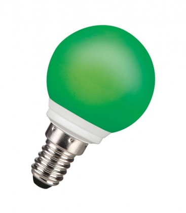 ToLedo Outdoor Ball 220V 0.5W E14 IP44 Vert 0026891 5410288268910