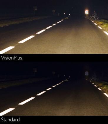 ColorVision H4 12V 60/55W P43t-38 Vert - Paquet double