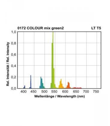 T5 LT 54W-172 G5 COLOUR mix Zelena