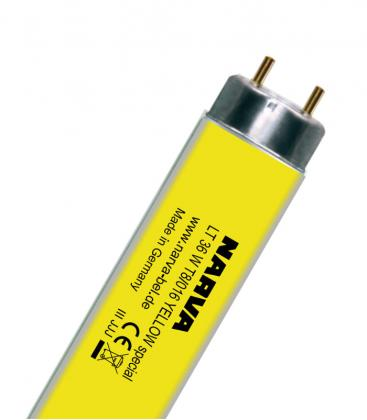 T8 LT 36W-016 G13 COLOUR Giallo