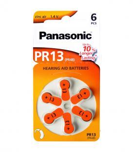 PR13 1.4V 300mAh Batteries pour appareils auditifs