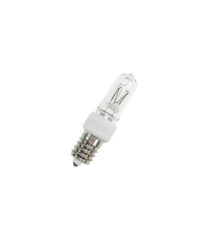 jd halogen lamp 100w 240v e14 clear he14240100 3830025380118 en. Black Bedroom Furniture Sets. Home Design Ideas