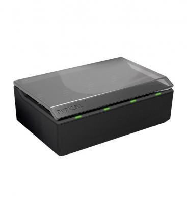 Alta velocidad - Multicargador CEF22 para baterías AA, AAA, C, D y 9V