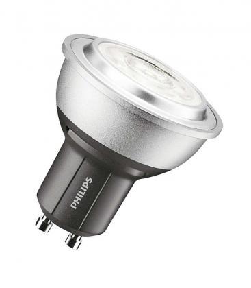 Master LEDspotMV D 4-35W 927 230V GU10 40D Možnost zatemnitve