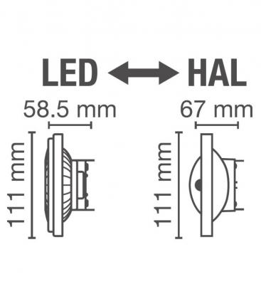 Parathom PRO AR111 50 8.5W 12V 927 40D Dimmable