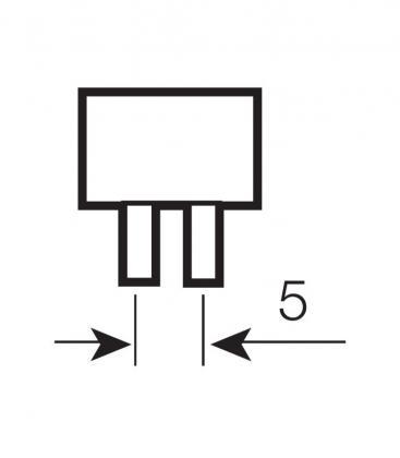 Lumilux T5 ES 45W-840 HO High Output G5