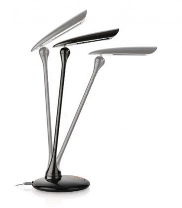 Spoon 67423/30/16 LED Namizna svetilka 1x10W Črna