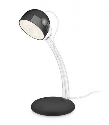 Dyna 67413/30/16 LED Lámpara de mesa 1x3W Negro