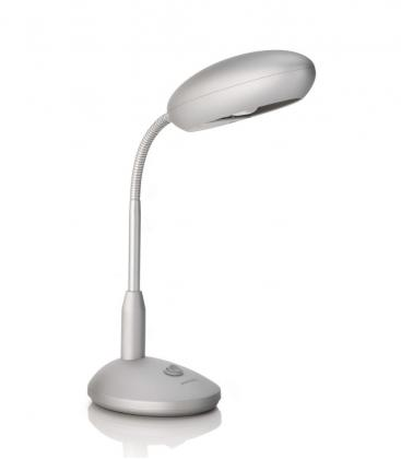 Alpha 69225/87/16 Lampada da tavolo 1x11W Grigio