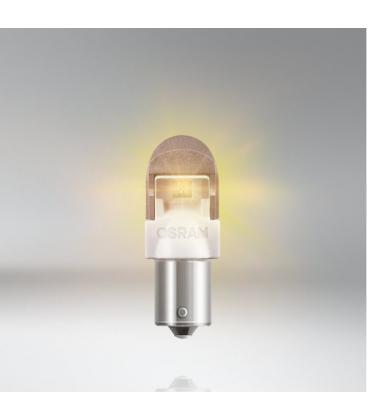 LEDriving Premium Amber 7557YE 2W 12V PY21W BAU15s - Dvojno pakiranje