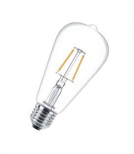 Classic LEDBulb ND 2.3-25W 220-240V 827 ST64 CL E27