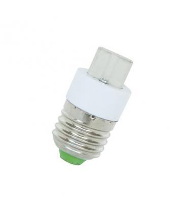 Adapter Lampenfassung von E27 bis G9 AL-E27-G9 92600035267