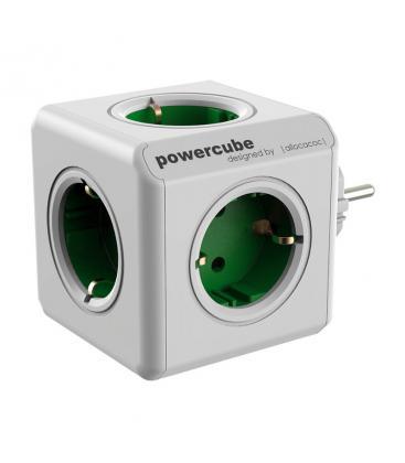 PowerCube Original Type F Green PC:1100GN/DEORPC 8718444081128