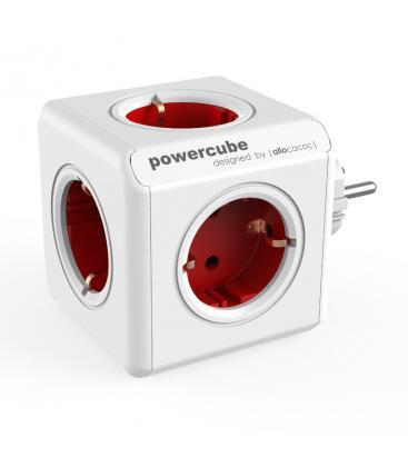PowerCube Original Type F Rouge PC:1100RD/DEORPC 8718444085652