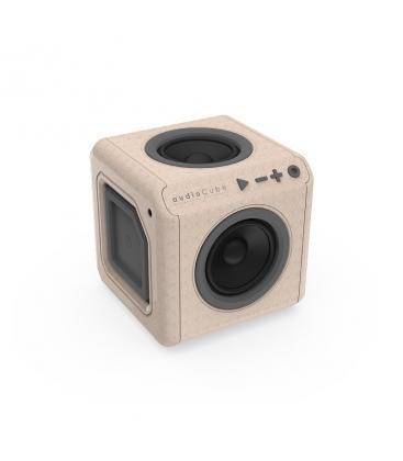 AudioCube Portable Édition en bois PC:3702/EUACWD 8719186002303