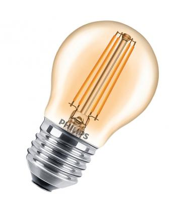 Classic LedLuster D 5 35W 220V 825 GOLD P45 CL E27 Gradable 929001395502 8718696750902