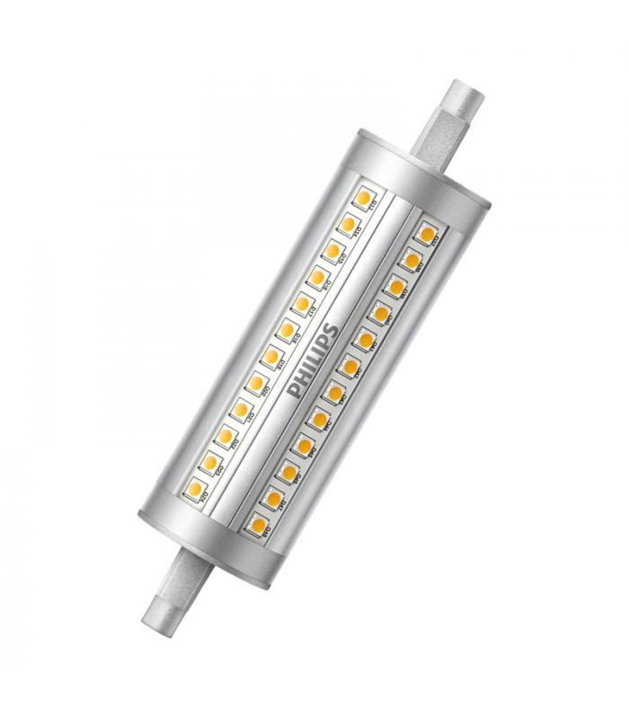 CorePro Led Linear D 14 120W 830 220V R7s 118mm Dimmable Philips | lamps |  Svetila com