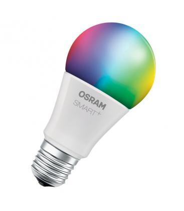SMART+ Classic A RGBW 60 10W E27 Multicolor Apple HomeKit SMART-CL-A60-10W-RGB-APPLE 4058075816497