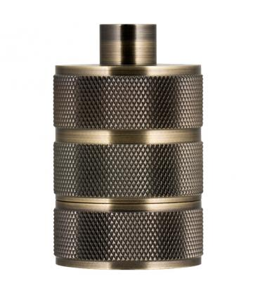 Douille Alu Grid E27 Bronze antique 140323 8714681403235