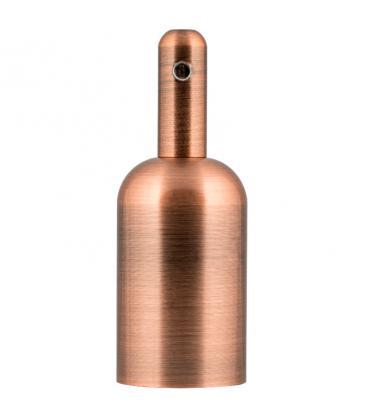 Portalampada Alu Bottle E27 Rame antico 140328 8714681403280