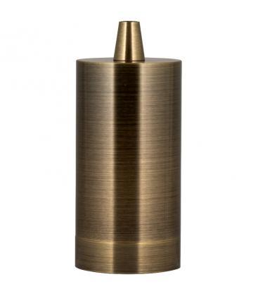 Douille Alu Long E27 Bronze antique 140912 8714681409121