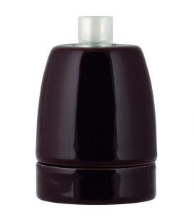 More about Lampholder Porcelain E27 Brown