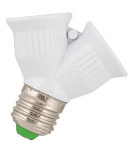 More about Lampholder Splitter E27 2xE27 White
