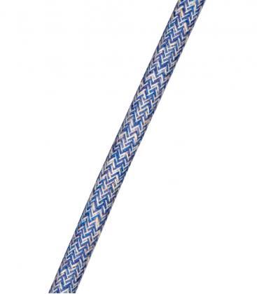Câble Tweed 2C Bleu 3m 141771 8714681417713