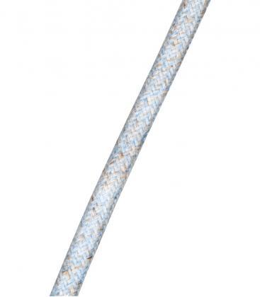 Kabel Tweed 2C Pastelno modra 3m 141772 8714681417720