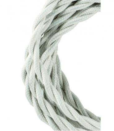 Textile Cable Twisted 2C Beige 3m 139688 8714681396889